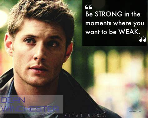 Dean Quotes Supernatural Quotes Dean Www Pixshark Images