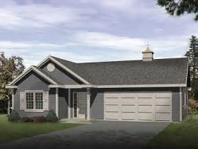 one level homes plan w2225sl one story garage apartment e architectural