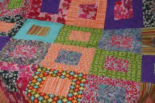 patchwork quilts square in a square patchwork quilt beginners to intermediate
