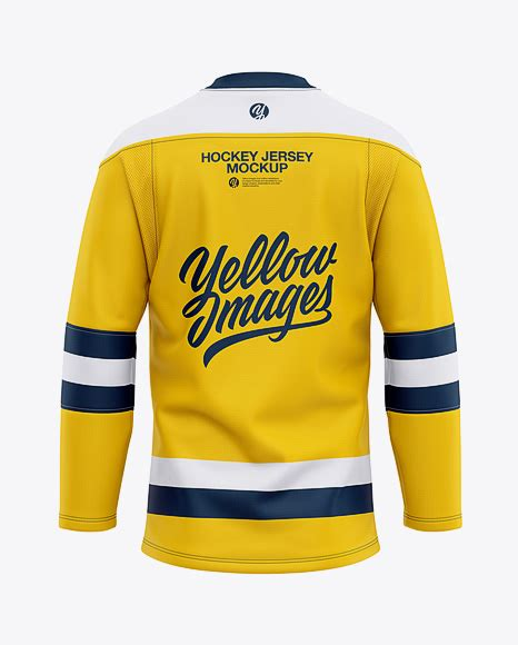 Get the top brands at competitive prices. 38+ Mens Lace Neck Hockey Jersey Mockup Back Half-Side ...
