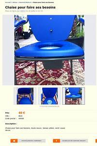 Le Bon Coin Rhone Alpes : chaise pour faire ses besoins mat riel m dical rh ne alpes best of le bon coin ~ Gottalentnigeria.com Avis de Voitures