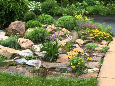 easy rock garden design ideas  pictures
