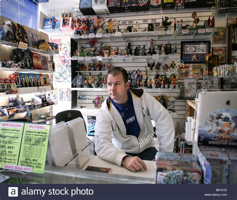 Comic Store Stock Photos & Comic Store Stock Images