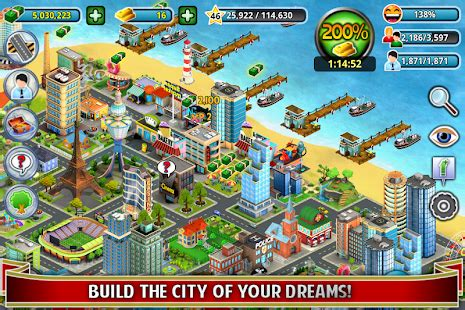 city island builder tycoon apps on play