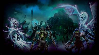 Magic Might Duel Champions Wallpapers Abyss Undead