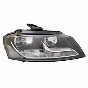 Cote Audi A3 : phare avant droit audi a3 2008 2012 eclairage phare avant ean 5410909436353 ~ Medecine-chirurgie-esthetiques.com Avis de Voitures