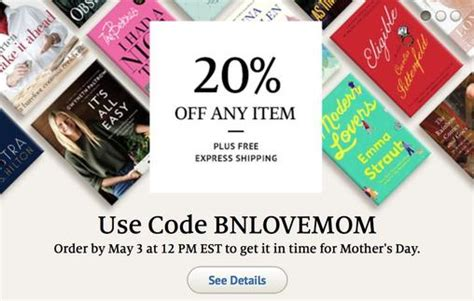20% Off Any One Item + Free Express