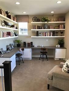 Unique, And, Comfortable, Home, Office, Design, Ideas, 27