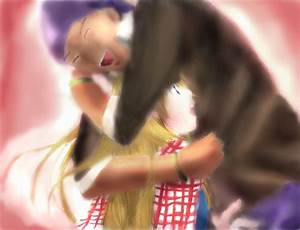 Claire And Kai Thank You Harvest Moon Fanart