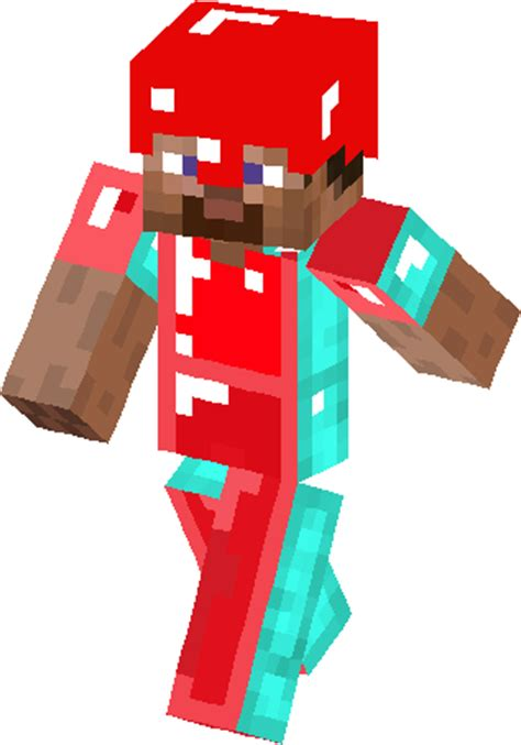 redstone armor skin minecraft skins