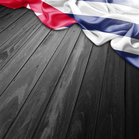 Cuban Background Cuba Flag Background Photo Free