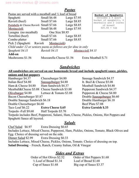 Why do you want to work for coffee crush? Online Menu of Al & Leda Pizzeria Restaurant, Dixon, Illinois, 61021 - Zmenu