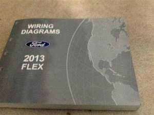 2013 Ford Flex Electrical Wiring Diagram Troubleshooting