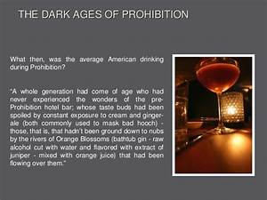 How Prohibition Changed Spirits Around The World Low Res