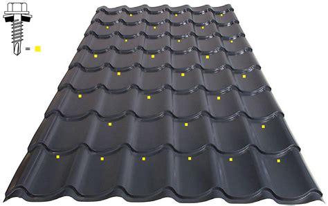 minimale hoek dakpannen stanacol 174 dakpanplaten startmon