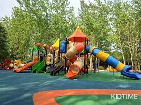 Childrens Outdoor Play Kid Plastic Playground Sets