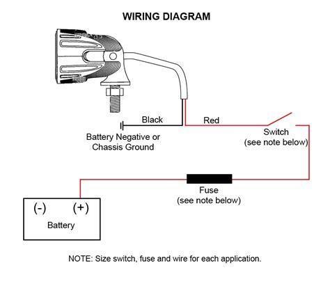 Aci Off Road Led Lights Instructions Wiring Diagram