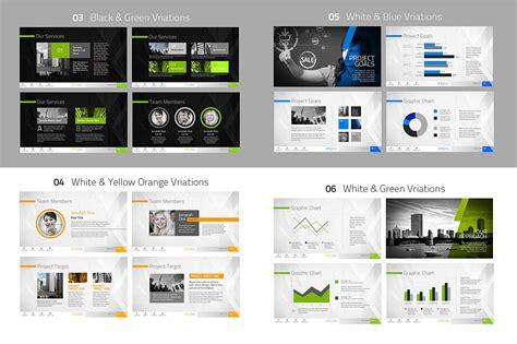 classic multipurpose powerpoint template