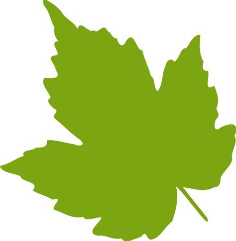 light green leaf clip art  clkercom vector clip art