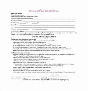 17 sample vendor agreement templates pdf doc free With preferred vendor agreement template