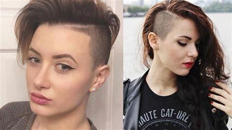 sidecut haircut side shave hair side cut hairstyles