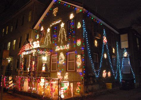 where to see the best lights around boston the