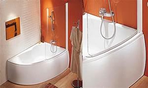Baignoire D Angle Asymétrique : baignoires d 39 angle tous les fournisseurs baignoires ~ Premium-room.com Idées de Décoration