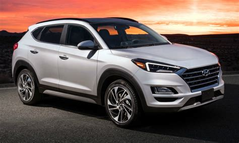 Hyundai Tucson Gets A Facelift, More Tech For 2019 My