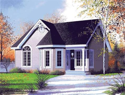 eplans cottage house plan sweet folk victorian cottage  square feet   bedrooms