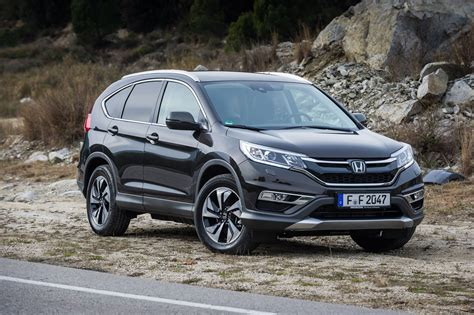 Honda Crv Photo by 2015 Makeover For The Honda Cr V Suv Prices And Specs