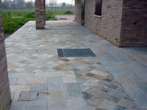 Pavimentazione Cortili by Pavimentazione Cortile Bologna Modena Realizzazione