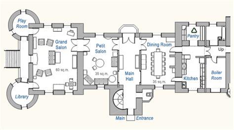 chateau floor plans chateau du pin ground floor floor plan