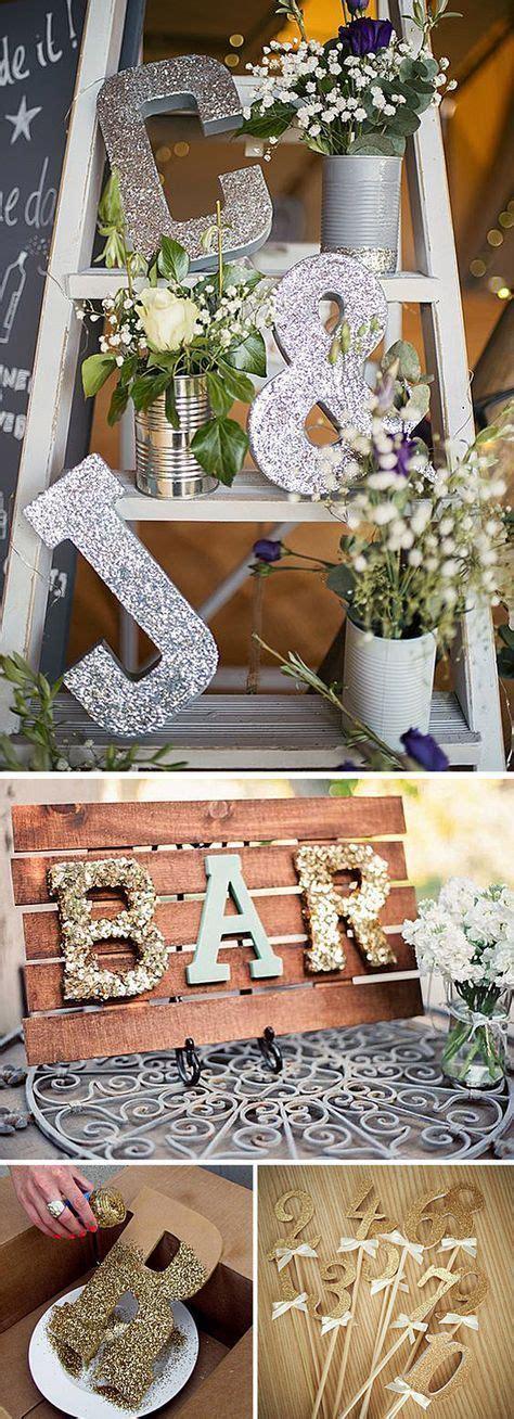 Purpurina para decorar tu boda Aniversario de bodas