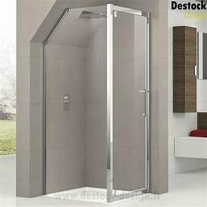 Paroi Douche Sur Mesure Pas Cher : paroi de sur mesure sous pente 28 images salle de bain ~ Edinachiropracticcenter.com Idées de Décoration