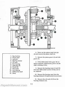 International Harvester 154 184 185 Service Manual