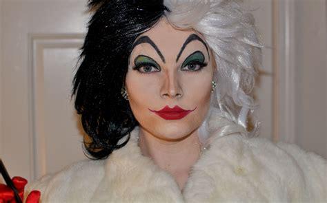 cruella deville halloween makeup scary halloween makeup inspiration halloween