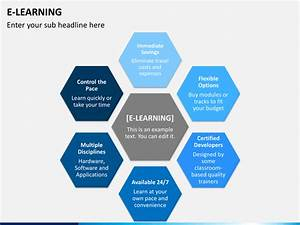 e learning powerpoint template sketchbubble With e learning strategy template
