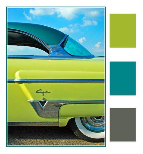 vintage car color scheme cars colors and vintage
