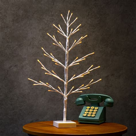 lighted branch tree decor led lighted bare branch twig tree