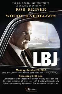 LBJ School to Host Rob Reiner, Woody Harrelson for LBJ ...