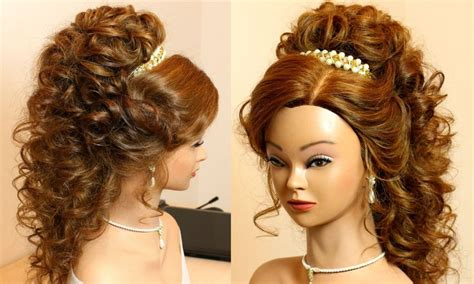 ideas  curly prom hairstyles  pinterest