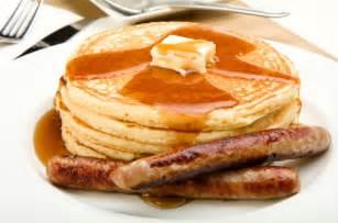 It?s a Pancake and Sausage Feast this Saturday Benefitting Ambucs