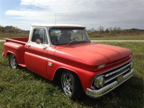 Purchase Used '66 C10 Chevy Pickup Truck Rat Rod Hot Rod