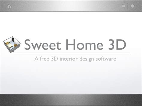 Sweet Home 3d Free by Sweet Home 3d