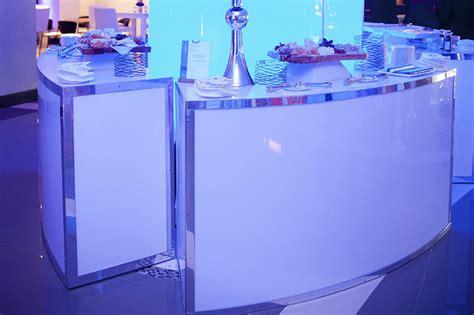 light up bar light up bar rental rent for weddings events