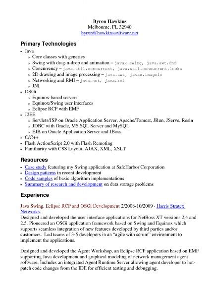 17871 java developer resume java developer resume template business