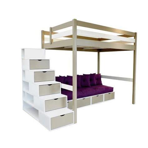 lit mezzanine avec canapé convertible lit mezzanine avec canape lit mezzanine avec canap