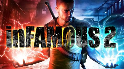 Infamous 2 Hd Ps3 001 Die Bestie Lets Play