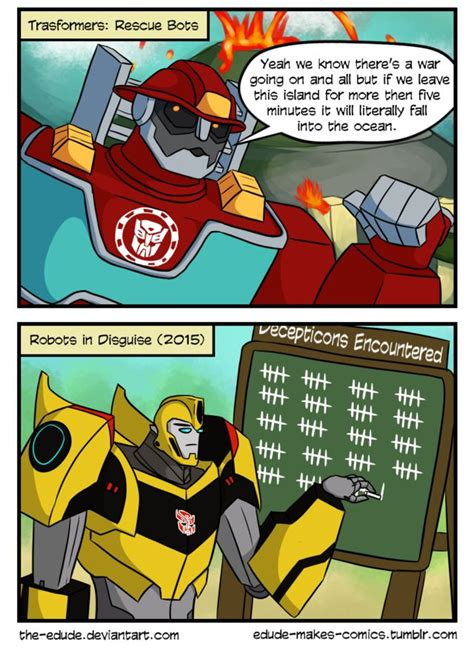 aww poor bumblebee rid team theyre working theyre
