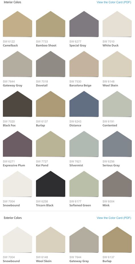 hgtv home sherwin williams colors home painting
